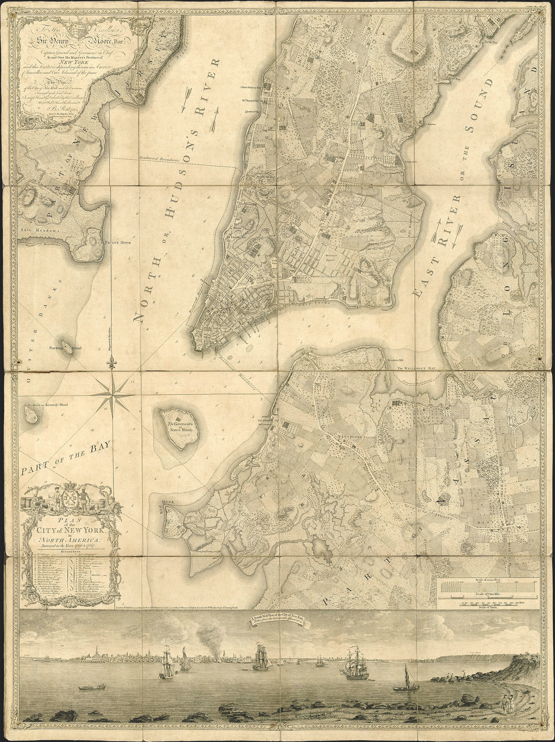 Revolutionary War Map Of New York.Jersey City New Jersey Revolutionary War Sites Jersey City
